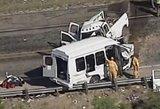 Baisi avarija Teksase: po mįslingo eismo įvykio žuvo žmogus