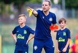 "To dar nebuvo: Lietuvos futbole pradėta diegti ""Anderlecht"" programa"
