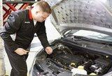 Tinkamiausias metas automobilio apžiūrai