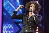 """""""X Faktoriuje"""" – """"drag"""" dainininkės iš Briuselio pasirodymas: teisėjai plos atsistoję"""