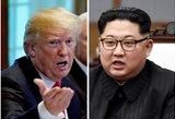 Skelbiamas susitikimas, po kurio gali paaiškėti Šiaurės Korėjos likimas