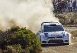 Lenkijoje startuojantis Pasaulio ralio čempionato (WRC) etapas rytoj atkeliauja į Lietuvą