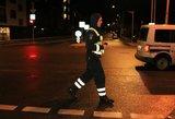 Ukmergės rajone girtas BMW vairuotojas sukėlė avariją ir pabėgo
