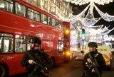 Londone sumaištis: pačiame centre pasigirdo šūviai