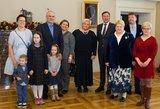Pirmasis nepriklausomos Lietuvos prezidentas pagerbtas praėjus 5 metams po mirties