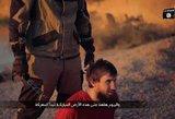 """Patvirtinta: džihadistų nukirsdinimo vaizdo įraše – FST saugumiečių """"pakištas"""" rusas"""