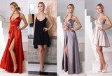 """J. Stambrauskaitė tapo modeliu: pristato """"Le Mirage"""" naujieną – sukneles"""