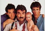 """Prabėgus 30 metų filmo """"Trys vyrai ir kūdikis"""" aktoriai – nebeatpažįstami: pamatykite"""