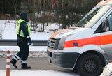 Skaudi kaktomuša Plungės rajone: 6 žmonės medikų rankose