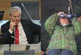 Kiek dar Rusijai lojalių politikų dirba Seime?