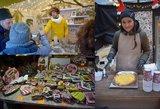 Kalėdinė prekyba Vilniuje ir Rygoje: įvertinkite kainų skirtumus