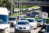 Svarbi diena vairuotojams – sankryžose keičiasi eismas