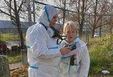 Mokslininkė: gaisro Alytuje pasekmės sveikatai bus jaučiamos dešimtis metų