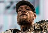 McGregoras žaidžia su ugnimi: grubiai melavo savo gerbėjams