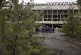 Černobylio greitai neatpažinsime – paskelbė apie kardinalius pokyčius