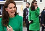 Pastebėjo tik akyliausi: neįprasta detalė Middleton suknelėje privertė kvatoti