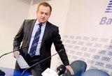 A.Skardžiui – lemiamas Vyriausiosios tarnybinės etikos komisijos sprendimas