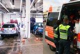 Per techninę apžiūrą Skuode žuvo kontrolierius: paaiškėjo itin kraupi detalė
