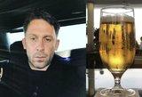 """Prie prabangaus """"Lamborghini"""" vairo girtam sulaikytam Selui vėl atimtos teisės"""