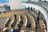 Susikibo tremtiniai, politiniai kaliniai ir Seimas: kritikuoja valdančiųjų iniciatyvą