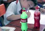 Žalioji Coca-Colos iniciatyva – buteliukų panaudojimas buityje
