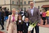 10-metis Javtokų sūnus Simas stojo prieš kameras: mama Vilma negailėjo sūnui pagyrų