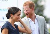 Atskleista pavardė, kurią gautų M. Markle ir princo Harry vaikai