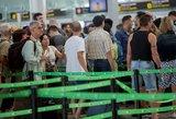 """""""Neduok, Dieve, dar vienos tokios vasaros"""": nuo turistų pavargę Barselonos gyventojai kyla į kovą"""