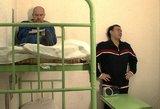 Aktoriai R. Cicėnas ir J. Žalakevičius atsidūrė įkalinimo įstaigoje