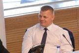 Įtarimai korupcija klampina Seimo narį Smirnovą: laukia karšta pirtis