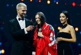 """Lietuva į """"Euroviziją"""" siunčia I.Zasimauskaitę: """"Turime absoliučiai kitokią idėją"""""""