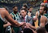 Skandalas Graikijoje: Lekavičiaus klubas tyčia nepasirodė rungtynėse