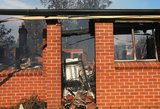 Per gaisrą Kauno rajone žuvo pusamžis vyras