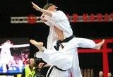 Kiokušin karatė Europos čempionate - dar vienas lietuvių čempiono titulas