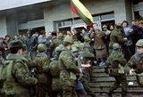 Kaip Michailas Gorbačiovas bandė Lietuvai sankcijas taikyti
