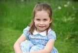 4-ojo gimtadienio proga paviešintos naujos princesės Charlotte nuotraukos: ją užfiksavo mama