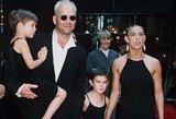 Garsių aktorių užaugusi dukra – jų kopija: toks panašumas net stebina