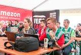 """""""ENEOS 1006 km lenktynes"""" nušviečia 122 žurnalistai"""