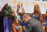 Vyrai, mokykitės: treneris Aidas Grybauskas savo merginai pasipiršo varžybų metu!