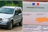 Lietuviai gauna baudas iš Prancūzijos: tikina, kad ten niekada nesilankė
