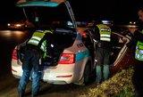 Narkotikų protrūkis Klaipėdoje ir sostinėje: sulaikyti jaunuoliai naktį praleido už grotų