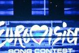 """Nacionalinė """"Eurovizija"""" prasidėjo kelione laiku"""