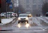 3 iššūkiai, kurių vairuotojai neįvertina artėjant pavasariui