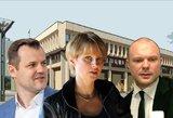 Tarp kandidatų į Seimą – nuo teistų iki buvusių ministrų
