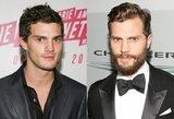 Štai įrodymas, jog barzdos vyrams – tarsi makiažas moterims