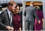 Karalienė sprogtų iš pykčio: paviešinta itin pikantiška princo Harry ir Markle akimirka