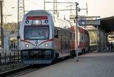 Nemaloni vasaros staigmena: traukiniu Kaunas bus nepasiekiamas