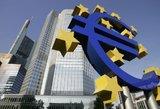 """""""Danske Bank"""": ECB programa kels akcijų vertę ir mažins valstybių obligacijų pajamingumą"""