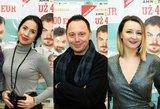 Spektaklio premjeroje Kaune – būrys žinomų teatro mylėtojų