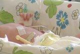 Dvimetis Lukas itin karščiavo – žaibiška liga pareikalavo rankų ir kojų pirštų